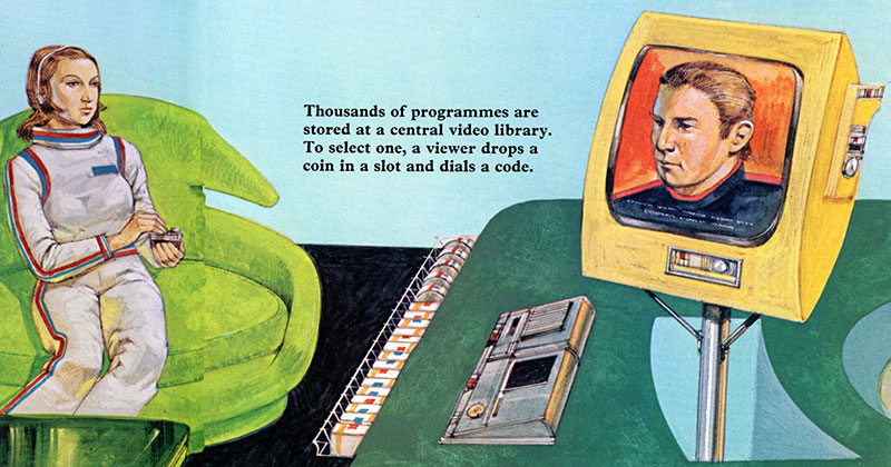 TV on Demand Graphic 1978